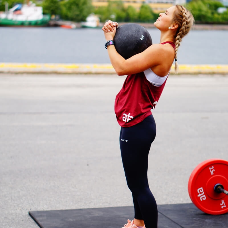 Fitness kvinde 6 v.2
