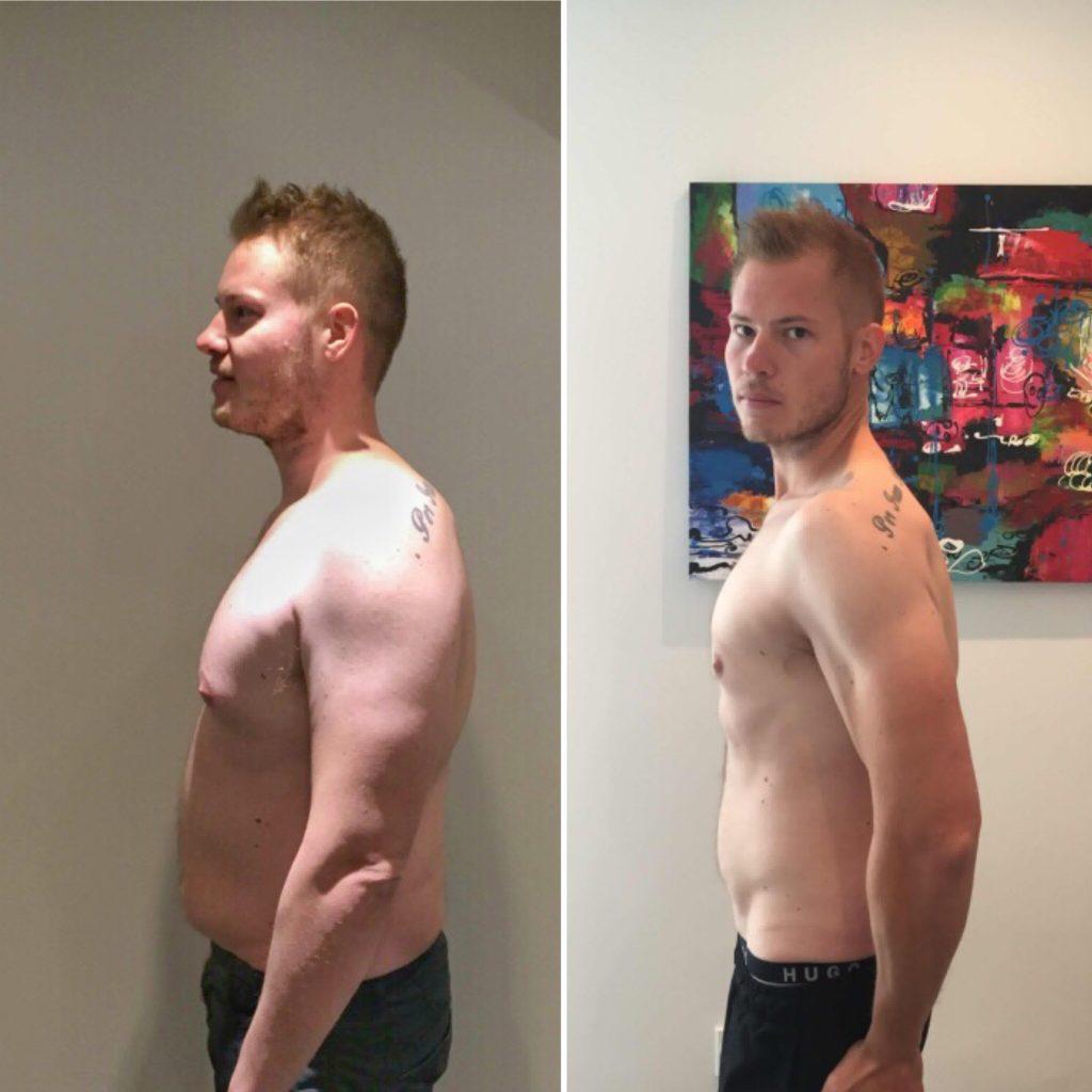 Jesper Barret Transformation