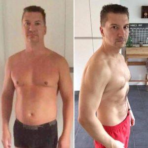 René Fitness Transformation